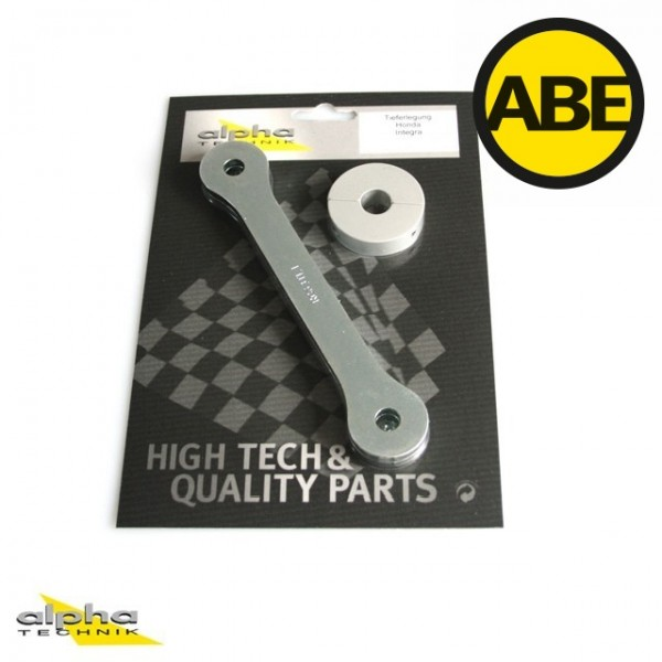 Kit para bajar la suspension para Honda Integra, RC71