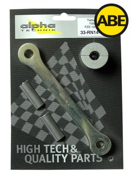 Kit para bajar la suspension Yamaha FZS1000 Fazer RN14