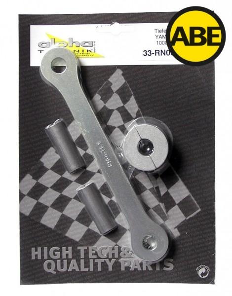 Kit para bajar la suspension Yamaha FZS1000 Fazer RN06