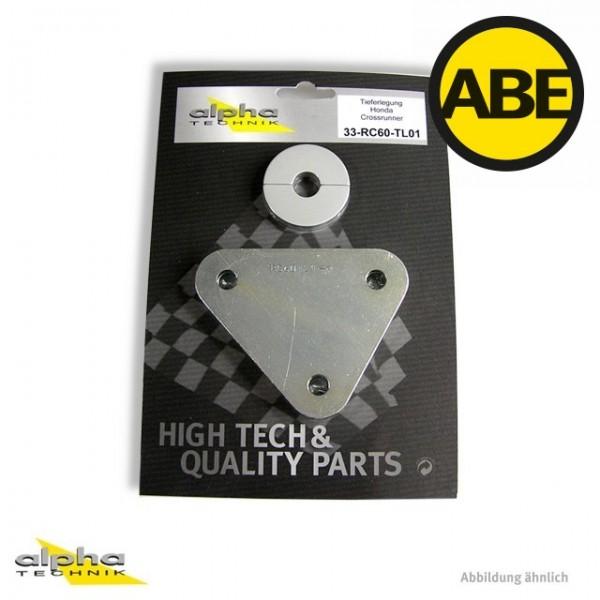 Kit para bajar la suspension para Honda Crossrunner, RC60