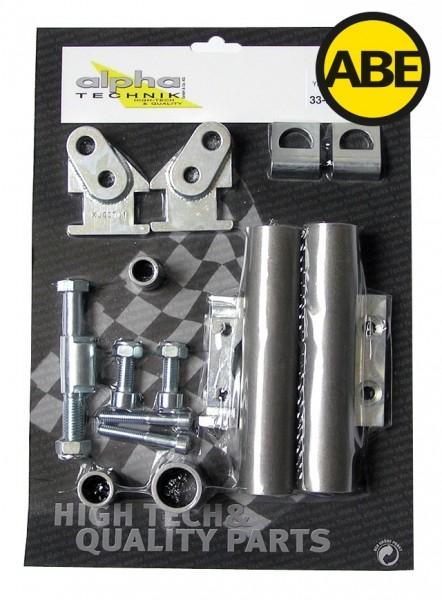 Kit para bajar la suspension Yamaha XJ600 N/S, RJ01