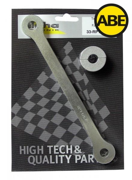 Kit para bajar la suspension Yamaha FJR1300A, RP13
