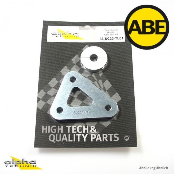 Kit para bajar la suspensionz Honda CBR900RR, SC33