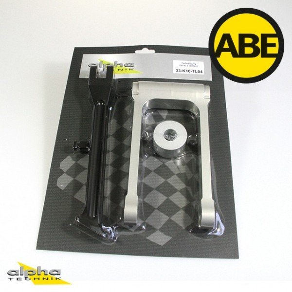 Kit para bajar la suspension BMW S1000RR, K10