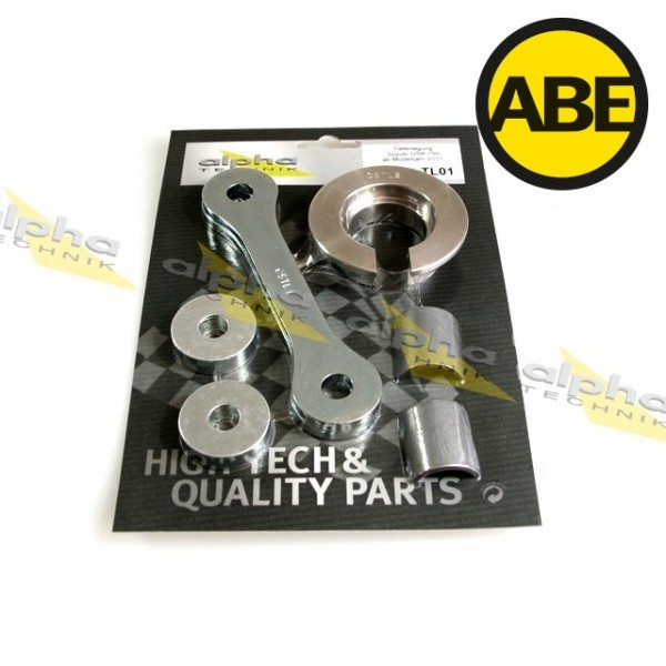 Kit para bajar la suspension Suzuki GSR750, C5