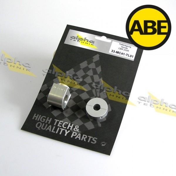 Kit para bajar la suspension Honda CBR250R, MC41