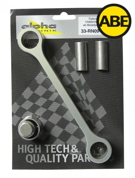 Kit para bajar la suspension Yamaha YZF1000R1, RN09