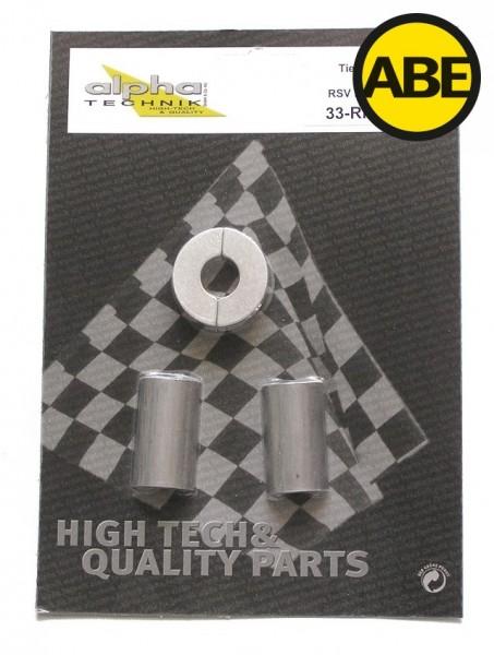 Kit para bajar la suspension Aprilia RSV1000 Tuono, RP